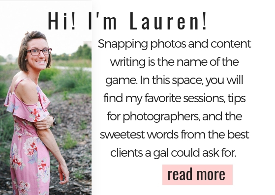 Hi there!Thanks for checking out this little space of mine!My name is Lauren and right now, I call Greenville, South Carolina home.On the daily, I'm working from my couch catching up on