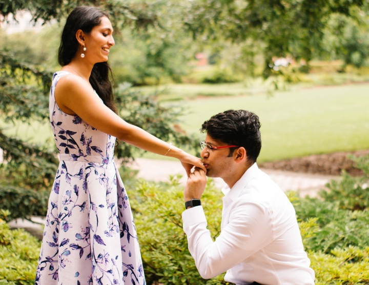 Clemson University Proposal | Aditya and Unnati